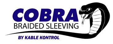 cobra sleeving logo