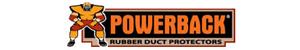 Powerback logo