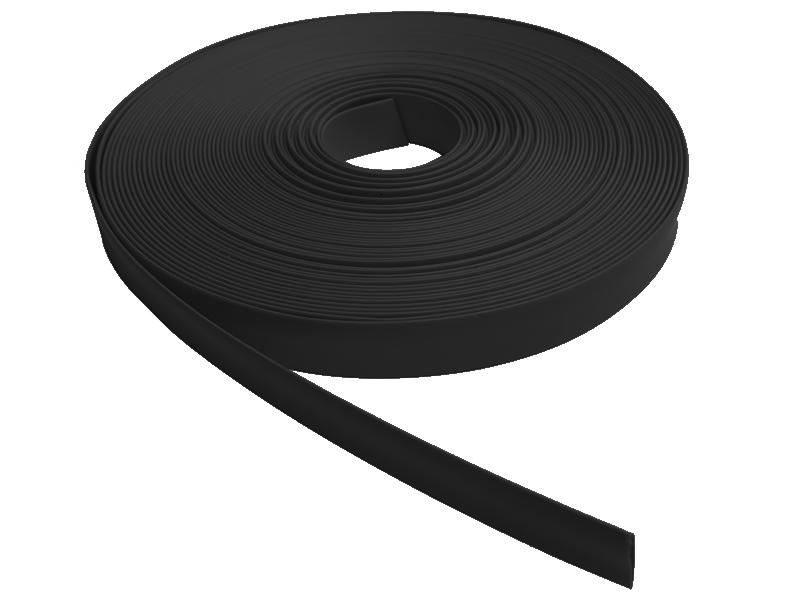 HEAT SHRINK tubing 2:1 rapporto GIALLO 3,2 mm 5m 5 metri