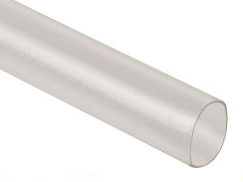 """1 ft. piece 3//4/"""" Dia Black Heavy Duty Adhesive-Lined Shrink Tubing"""