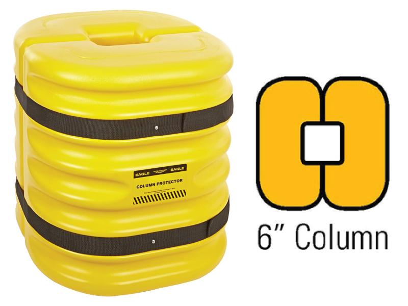Yellow - Mini-Protector For 6