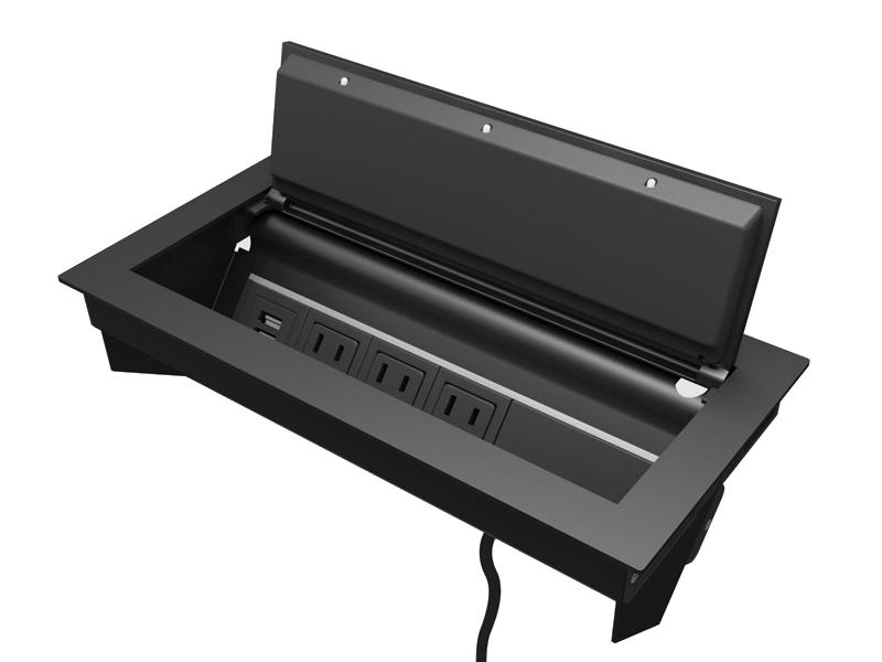 Ellora Qi - 3 Power 1 USB 3 Qi Coils - 72