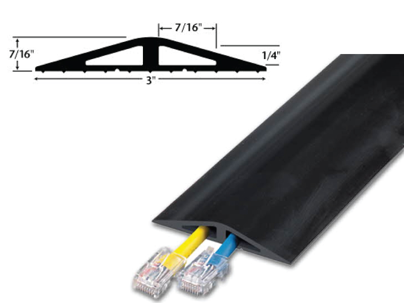 FCRD2-10 rubber duct protectors