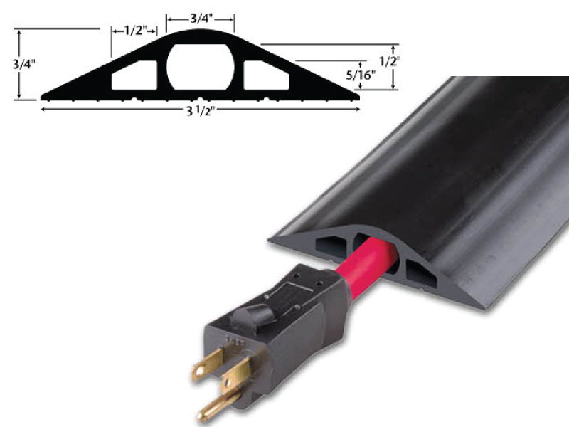 FCRD3-10 rubber duct protectors