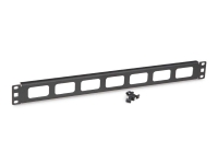 Kendall Howard 1U cable routing blank, kh-1902-1-001-01