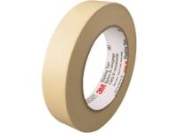 3Mᅠ203 General Purpose Masking Tape - 4.7 Mil - 3/4
