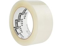 3M 311+ Cold Temperature Carton Sealing Tape - 2 Mil - 2