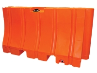 Safety barrier SB-4206-100, orange