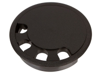 8-3/16 inch diameter floor access grommet black