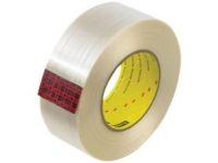 3Mᅠ890MSR Super Strength Strapping Tape - 8 Mil - 1/2