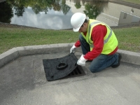 9160 ultratec inlet grate