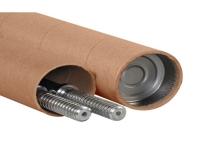 adjustable length mailer tubes
