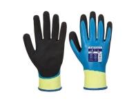 PORTWEST Aqua Cut Resistant Pro Gloves - S - Blue