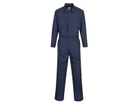 PORTWEST Bizflame 88/12 Classic FR Coveralls - S - Navy
