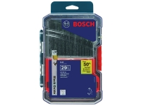 BOSCH Black Oxide Metal Drill Bit Set - 29 pc