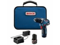 BOSCH Drill / Driver Set - Brushless 12V - GSR12V-300B22
