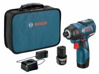 BOSCH Impact Driver Kit - 12 V Max EC Brushless - PS42-02