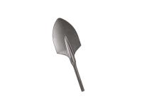 BOSCH Round Spade SDS-max Hammer Steel - 5/8