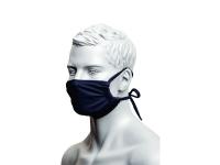PORTWEST FR Head Tie Reusable Mask - OS - Navy