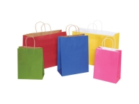 Pack Kontrol Colored Shopping Bags