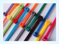 color cable ties ten color options