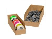 Pack Kontrol Kraft Corrugated Bin Boxes