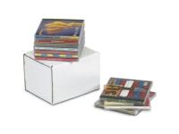 Pack Kontrol Corrugated CD Mailers