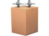 Pack Kontrol Heavy Duty Single Wall Corrugated Boxes