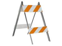 Steel barricade Type 2-ii