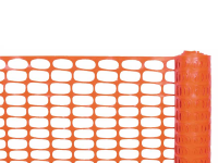 cortina temporary orange light weight plastic fencing with 100 ft length and 48 inch height