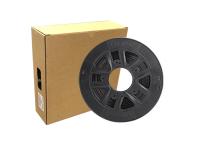 black 1.75mm PLA 3d printer filament suppli3d