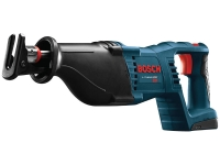 BOSCH D-Handle Reciprocating Saw (Bare Tool) - Cordless 18V - 1-1/8