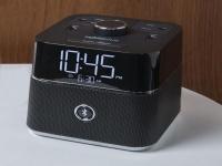 cubieblue bluetooth speaker alarm clock usb charger
