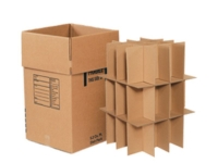 dish pack boxes packing moving plates dishware