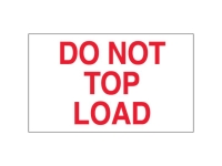 Do Not Top Load 1220