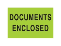 Documents Enclosed Green