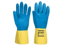 Portwest A801 Double Dipped Latex Gloves Gauntlet