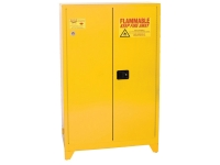Eagle 90 gallon flammable material safety storage cabinet