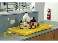 tray for chemical spill containment