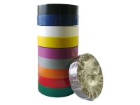 PVC electrical tape, multiple colors