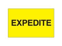 Expedite Yellow