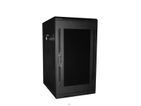fe4119 quest server cabinet smoked acrylic front door