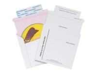 Fibreboard CD Mailers