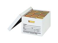 Pack Kontrol Auto-Lock File Storage Boxes