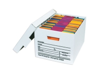Pack Kontrol Deluxe File Storage Boxes