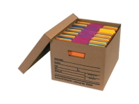 Pack Kontrol Economy File Storage Boxes with Lid
