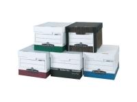 R-KIVE Heavy-Duty File Storage Boxes