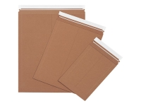 Stayflats Kraft Utility Flat Envelope Mailers