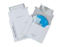 Pack Kontrol Foam Lined CD Mailers - 5 1/8