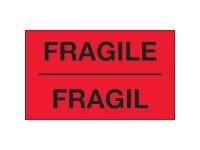 Fragile Bilingual Red